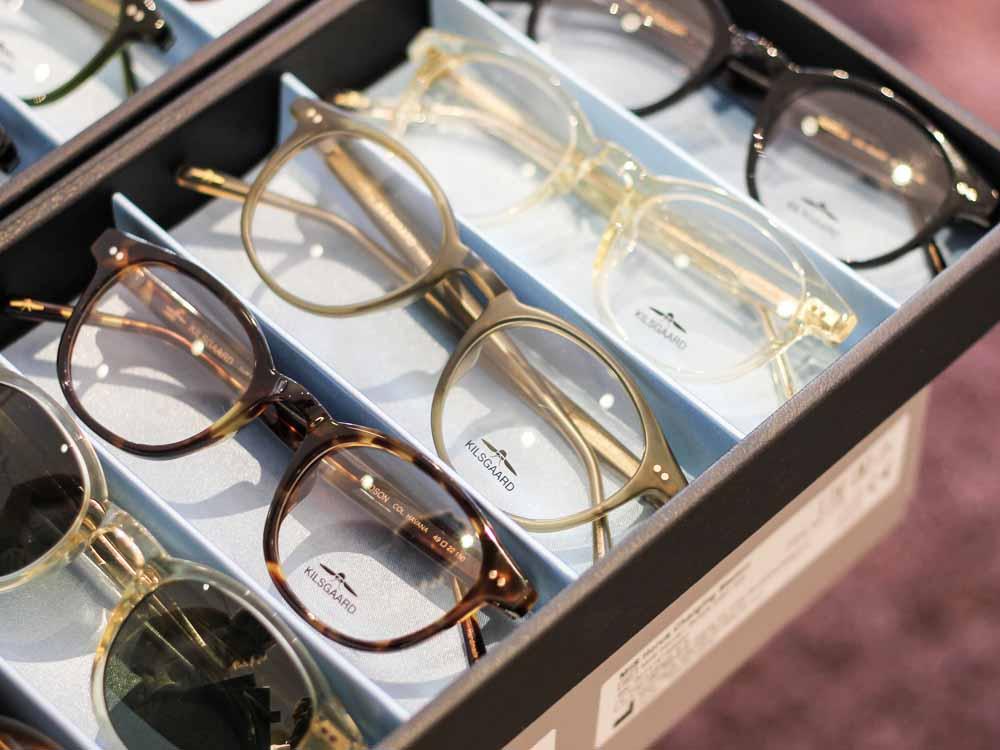 318260d25dcd Kolla stilen på Kilsgaards glasögon och se färgerna... Visst vill man ha!?