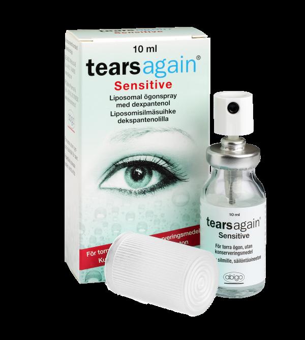 tårersättningsmedel utan konserveringsmedel